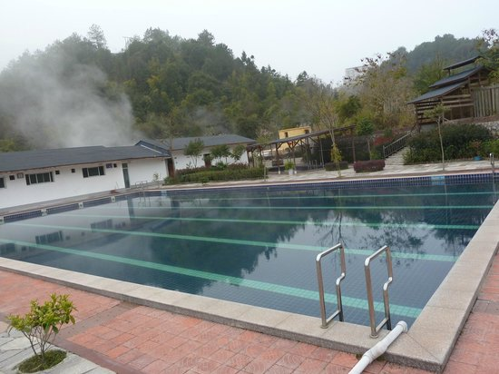 Hakka (International) Hot Spring Resort: Lap Pool