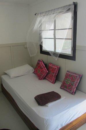 Tantawan Bungalow : Chambre bungalow supérieur vue mer
