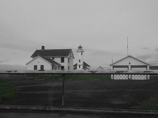 Marrowstone Island, WA: Light house