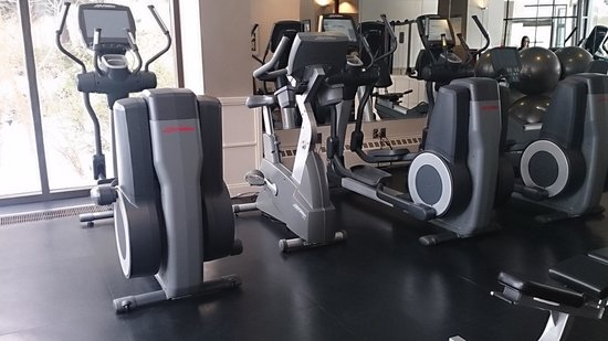The Westin Prince Toronto: gym