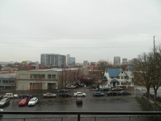 Park Lane Suites & Inn: View from the back of the Inn