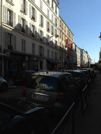 Ibis Paris Levallois Perret: exterior