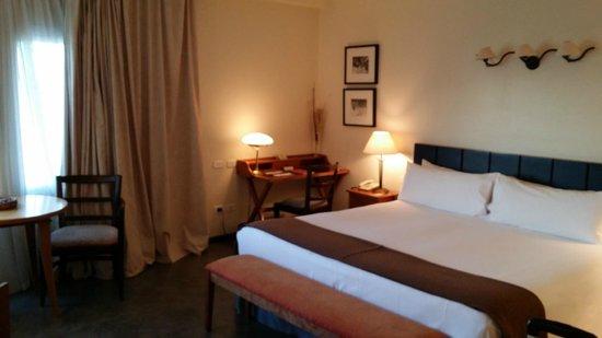 Territorio Hotel: habitacion