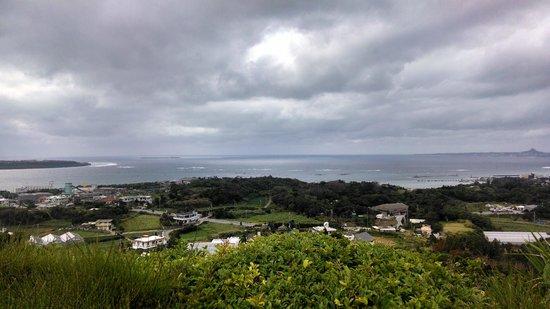 Kajinho : View from Pizza in the Sky!