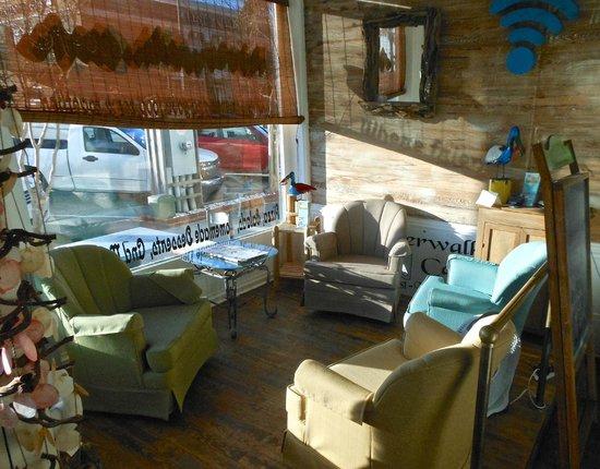 Apalachicola Riverwalk Cafe : Comfort Zone