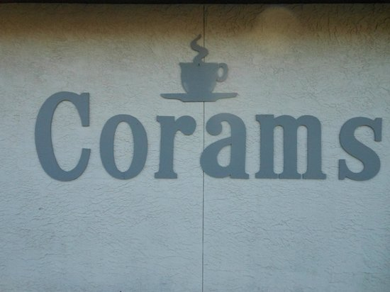 Corams': Sign