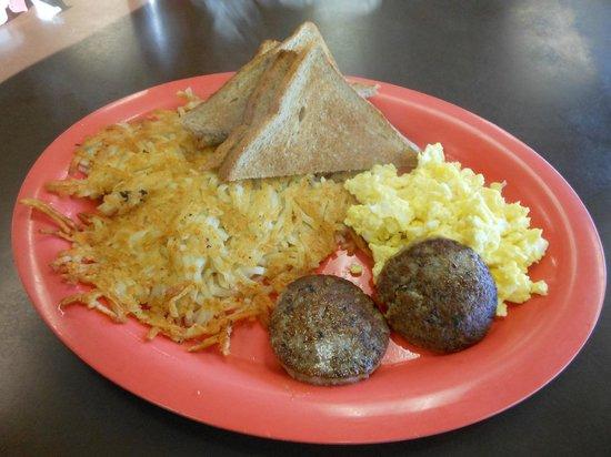 Corams': Breakfast