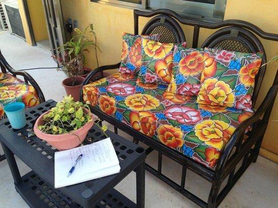 Casa Zuzy Apartments: Rooftop terrace