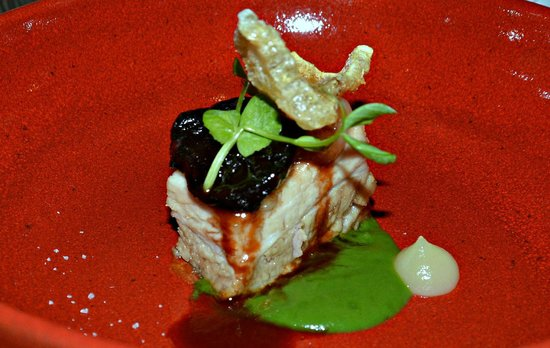 Emerson's Cafe & Restaurant: Slow Roasted Pork Belly ...