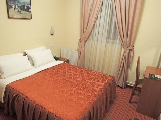 Belgrade City Hotel: 別館シングルルーム