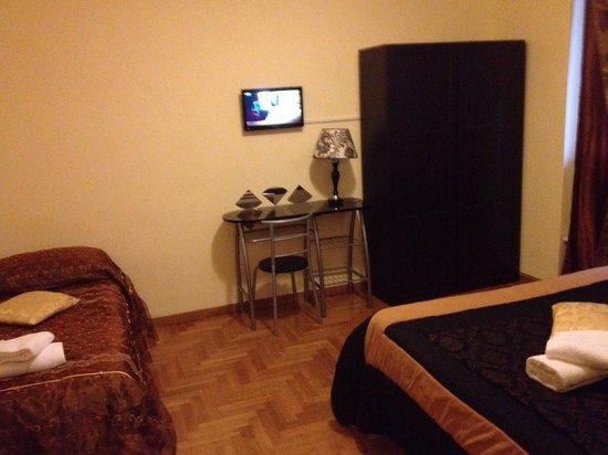 Obelus B&B: Dormitorio