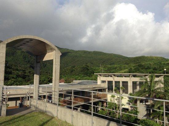 Jungle Hotel Painu Maya: 2fの景色