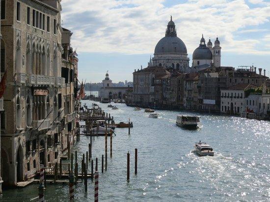 Vaporetto dell'Arte Canal Grande: Views From The Vaporetto
