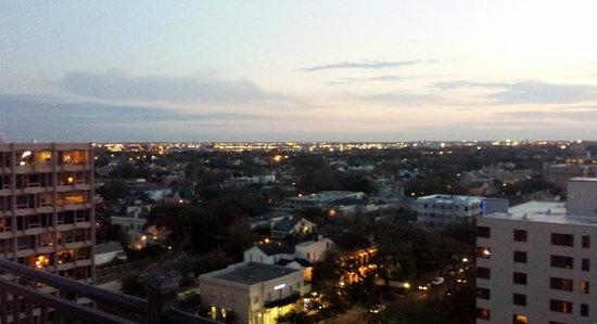 Avenue Plaza Resort: rooftop