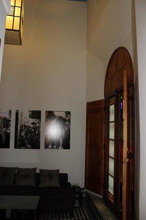Palais Amani: Room 7 Suite Section