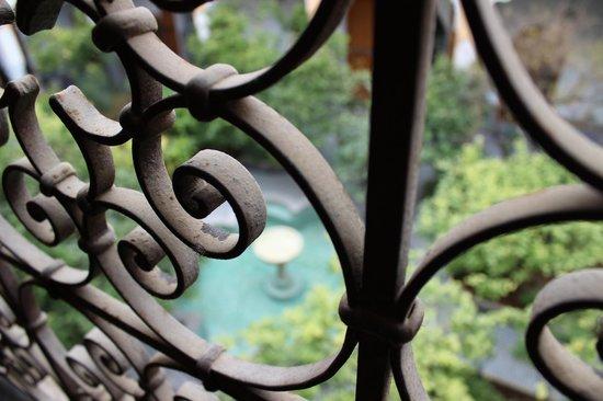 Palais Amani : Garden