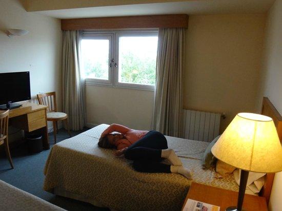 Hotel Canal Beagle: Habitación standard