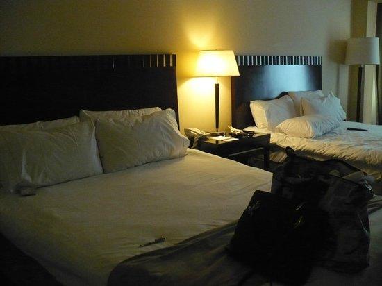 Diplomatic Hotel: Amplias Habitaciones