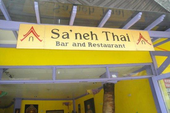 Sa'neh Thai Restaurant and Bar