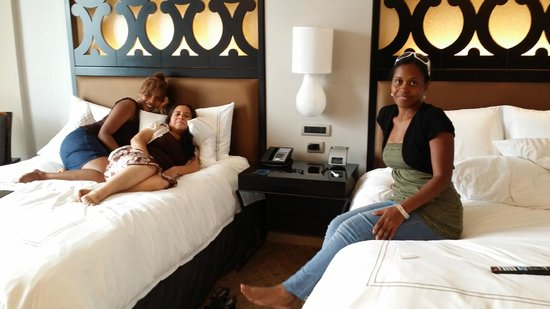Hilton Lima Miraflores : soft sheet