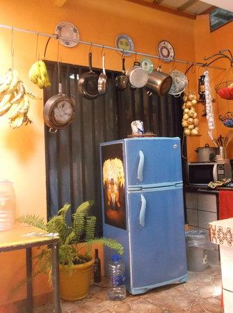 Hotel Papa's Papalotes: Kitchen
