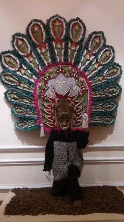 National Museum of Regional Masks (Museo Nacional de la Mascara): 2