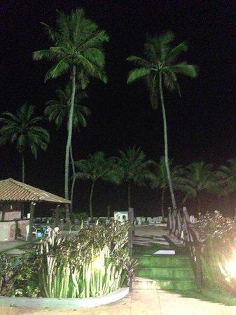 Catussaba Resort Hotel : EL PARQUE NOCTURNO