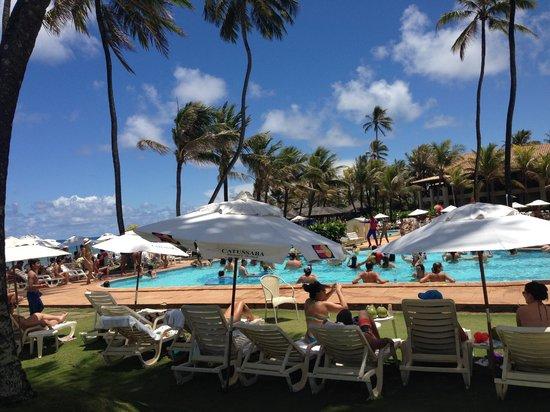 Catussaba Resort Hotel : PISCINA