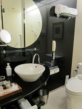 Royal Park Hotel The Shiodome, Tokyo: バスルーム