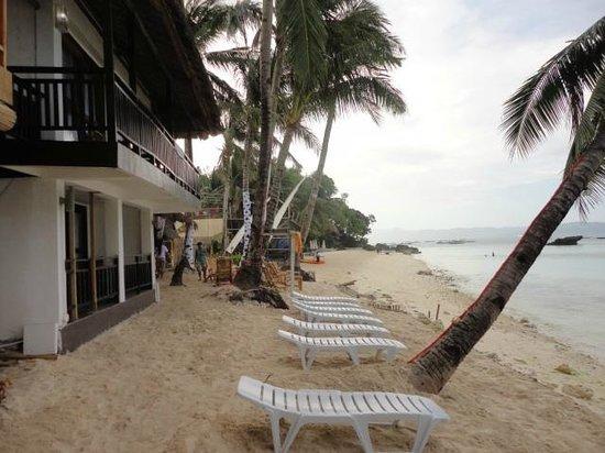 The Beach House Boracay: Отель