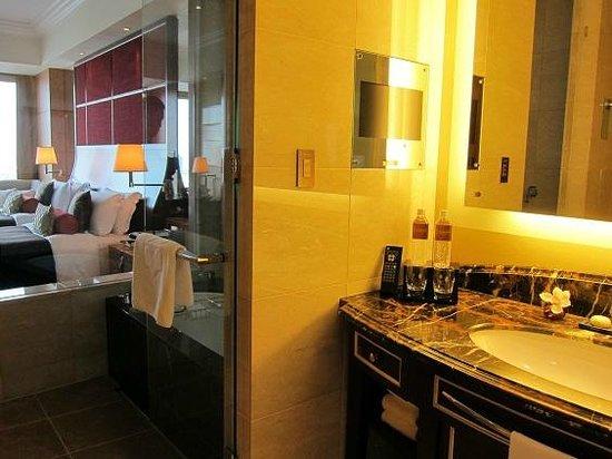 Shangri-La Hotel, Tokyo: バスルーム