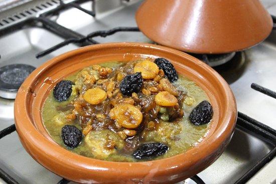 Riad Snan13: Dinner
