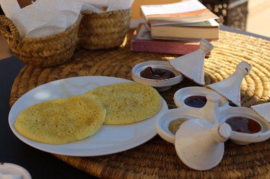Riad Snan13: Breakfast