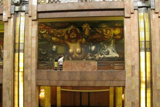 Palacio de Bellas Artes: Palace of Fine Arts 7