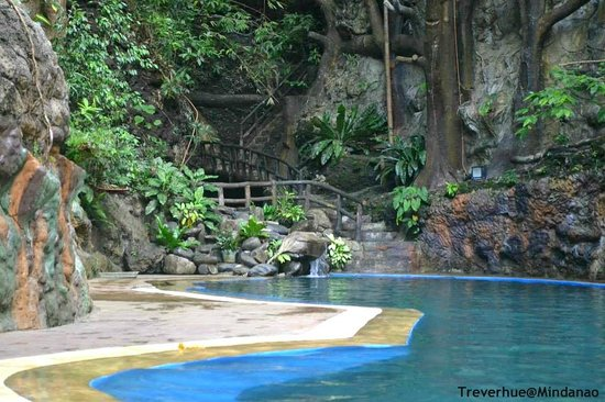 Butuan, Filippinerne: Swimming pool