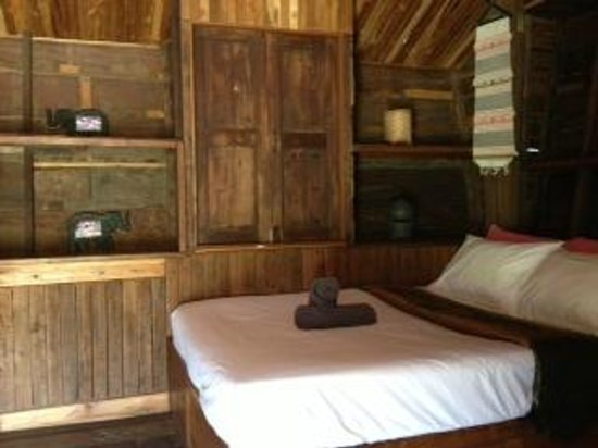 Khum Tai Lue Resort: ห้องพัก
