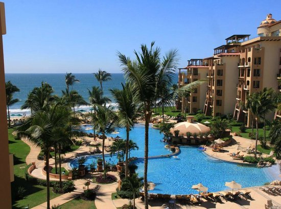 Villa La Estancia Beach Resort & Spa Riviera Nayarit: Every room pool and ocean view