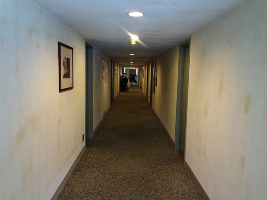 Donner Lake Village : Hallway