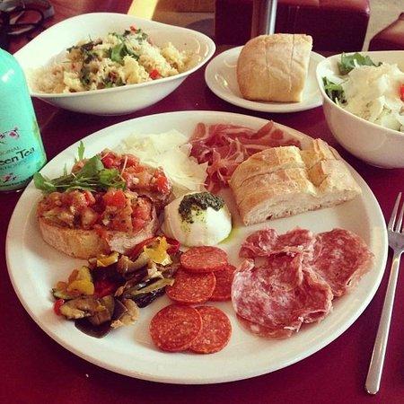 Vapiano - Bankside: Delicious Vapiano selection!