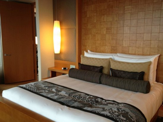 Mandarin Oriental, Tokyo : bed