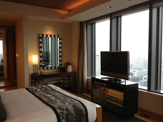 Mandarin Oriental, Tokyo: room