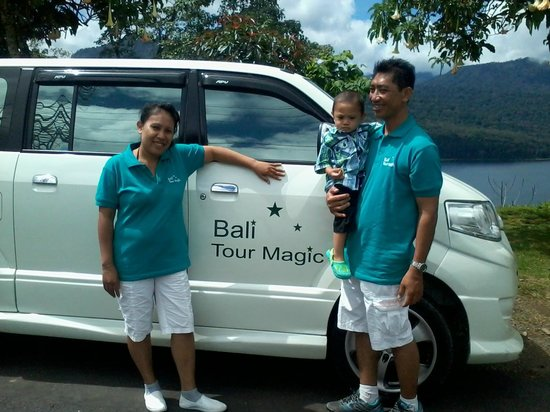 Bali Tour Magic - Private Day Tours: Erna and Mus from Bali Tour Magic