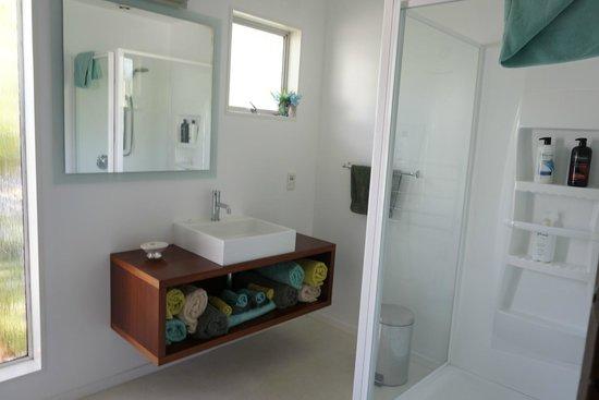 Reflection Lodge: bathroom
