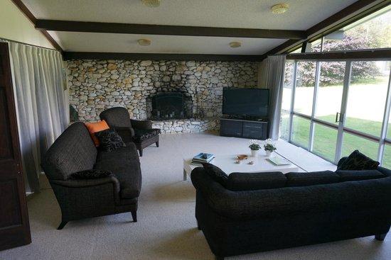 Reflection Lodge: Lounge