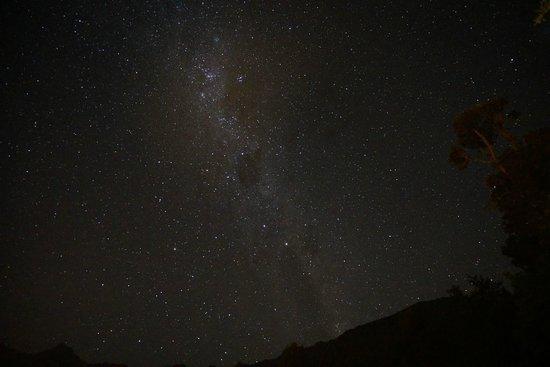Reflection Lodge : stars