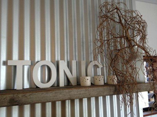 Tonic Hotel : Common area