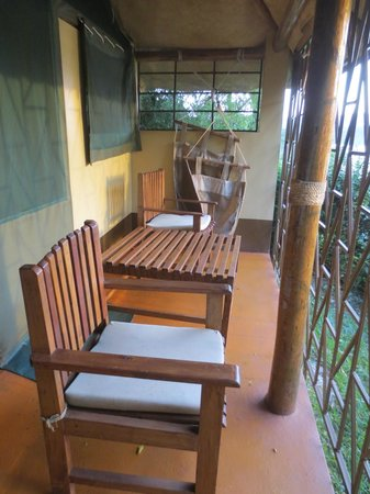 The Nile Porch: Front Porch - Hammock