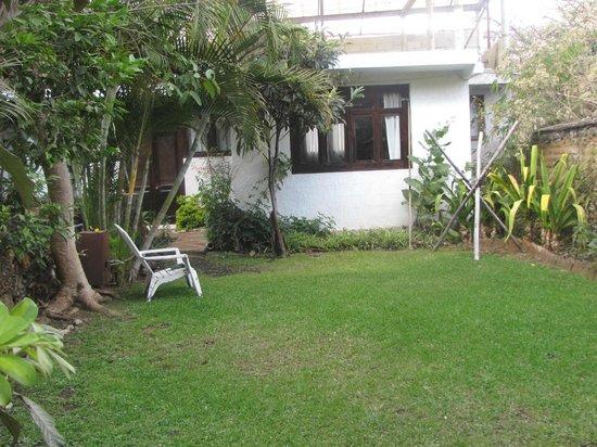 Hotel Teocalli: jardines