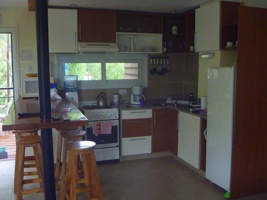 Las Nalcas Mountain Resort & SPA: Cocina