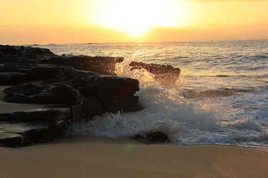 Oahu Photography Tours: Sunrise at the beach